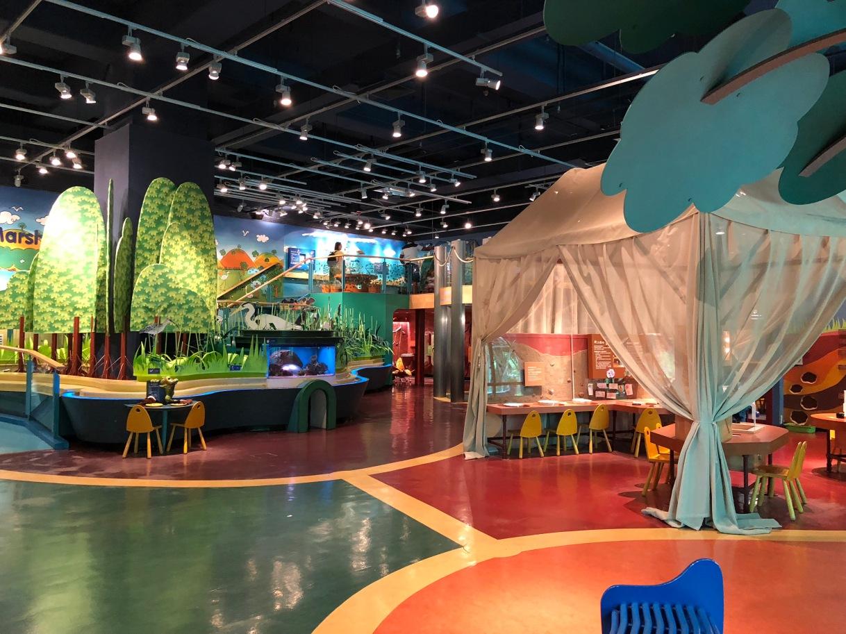 大玩文化博物館之兒童探知館