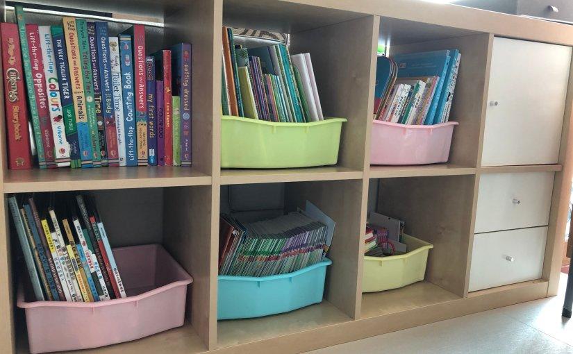 《如何從小建立閱讀興趣》
