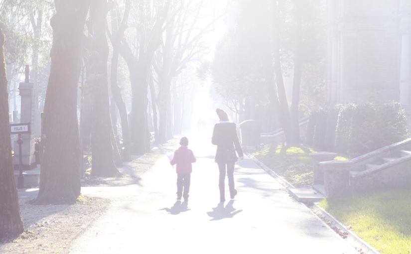《享受被女兒依賴的日子》