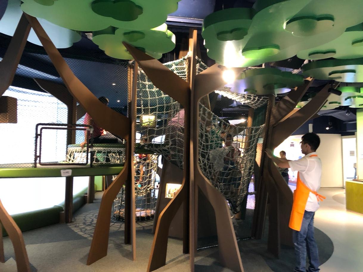 全新的香港兒童探索博物館